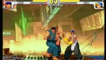 Street Fighter 3: Third Strike - Gameplay