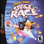 Space Race Looney Tunes per Dreamcast