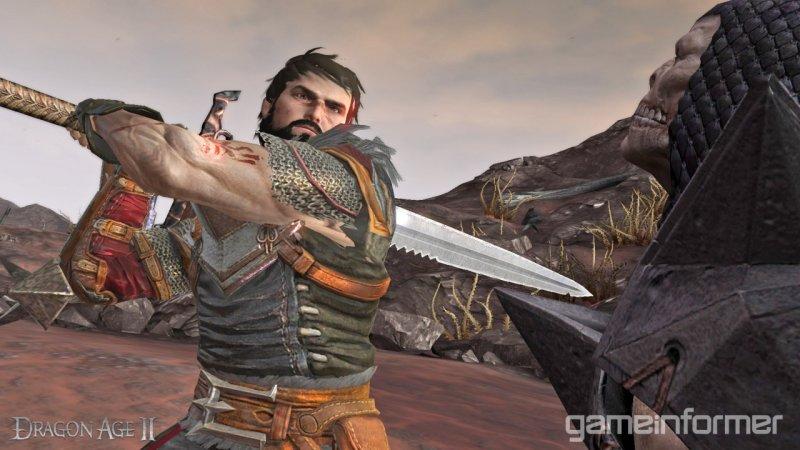 Dragon Age 2: prime immagini