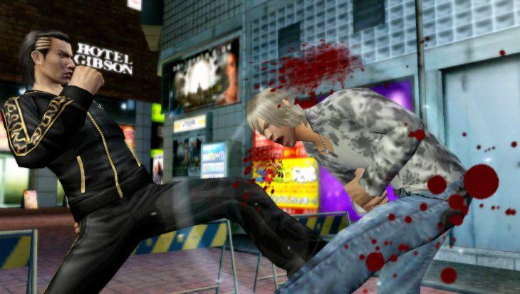 Disponibile la demo di Yakuza PSP
