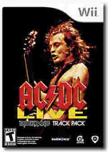 AC/DC Live: Rock Band Track Pack per Nintendo Wii