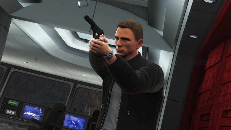 Activision annuncia James Bond 007: Blood Stone