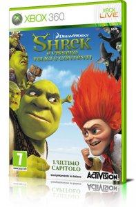 Shrek: E Vissero Felici e Contenti - Il Gioco per Xbox 360