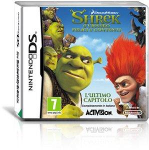 Shrek: E Vissero Felici e Contenti - Il Gioco per Nintendo DS