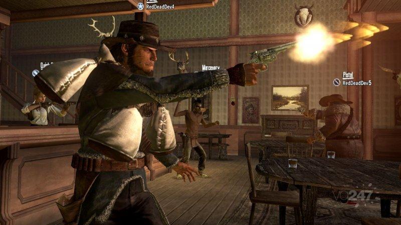 Immagini per il nuovo DLC di Red Dead Redemption