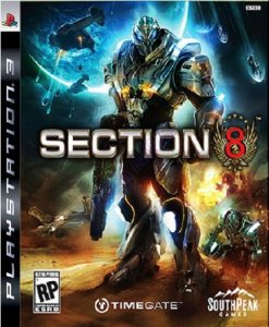 Section 8 per PlayStation 3