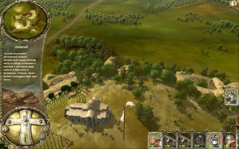 Alla conquista di Gerusalemme!