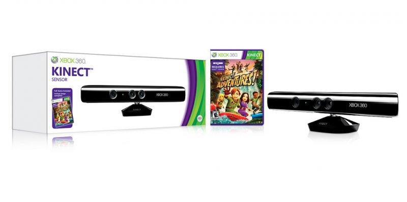 Prezzi e bundle ufficiali per Kinect in America e in Italia