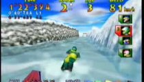 Wave Race 64 - Gameplay