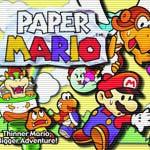 Paper Mario per Nintendo 64