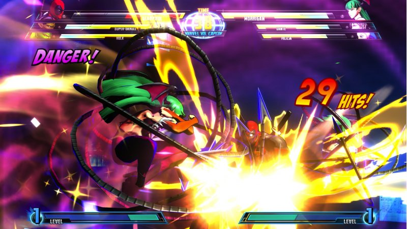 DLC in ritardo per Marvel vs Capcom 3
