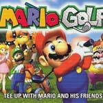 Mario Golf per Nintendo 64