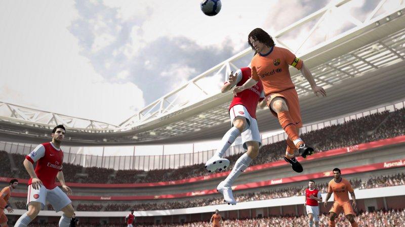 FIFA 11: data e nuova modalità 11 contro 11