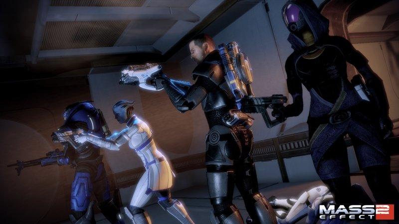 Nuovo pacchetto di armi per Mass Effect 2
