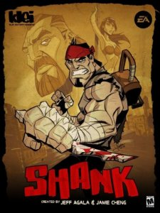 Shank per PlayStation 3