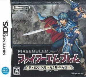 Fire Emblem: New Mystery of the Emblem per Nintendo DS