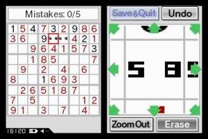 A Little Bit Of Brain Training: Sudoku per Nintendo DSi