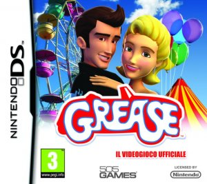 Grease per Nintendo DS