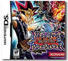 Yu-Gi-Oh! Nightmare Troubadour per Nintendo DS