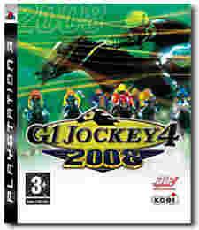 G1 Jockey 4 per PlayStation 3