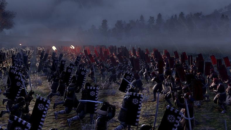 Nuovi scatti per Shogun II: Total War