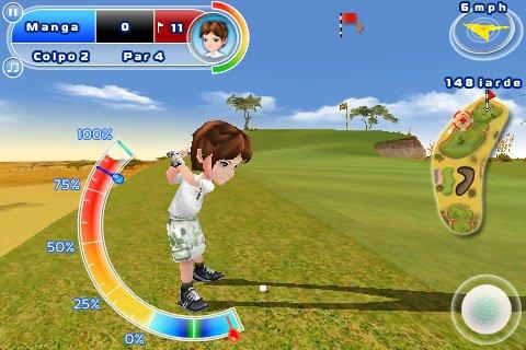Golf a cinque stelle
