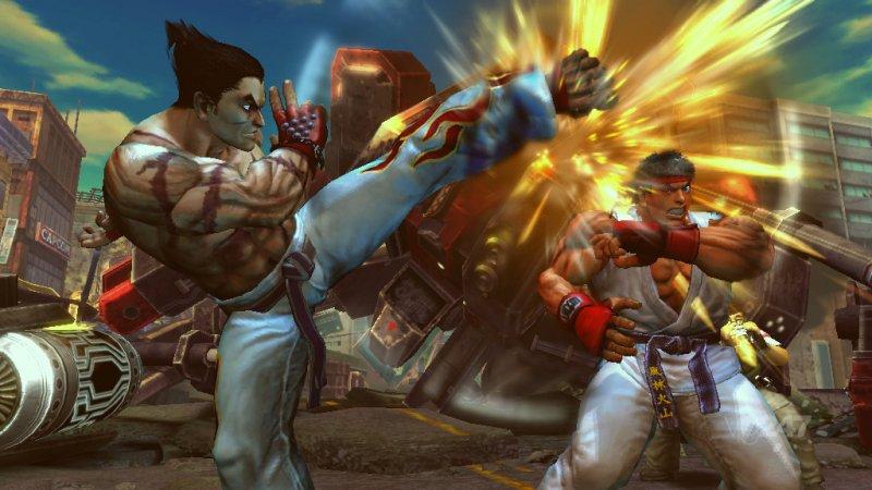 Nuove immagini da Street Fighter x Tekken