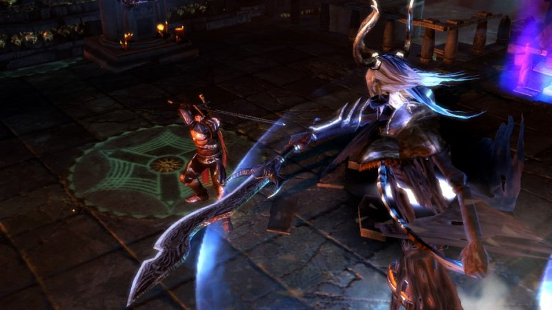 Nuove immagini per Dungeon Siege III