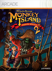 The Secret of Monkey Island 2 - Special Edition per Xbox 360