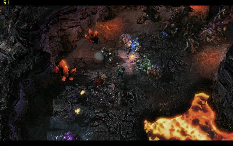 "Aggiornamenti ""a ondate"" per StarCraft II prima di Heart of the Swarm"