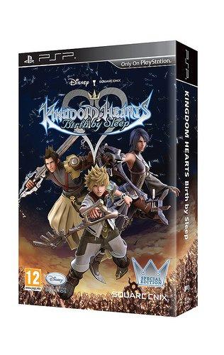 Svelata l'edizione limitata di Kingdom Hearts