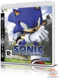 Sonic The Hedgehog per PlayStation 3
