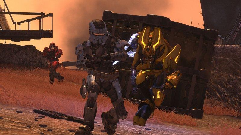 Master Chief è in Halo: Reach, almeno la sua voce