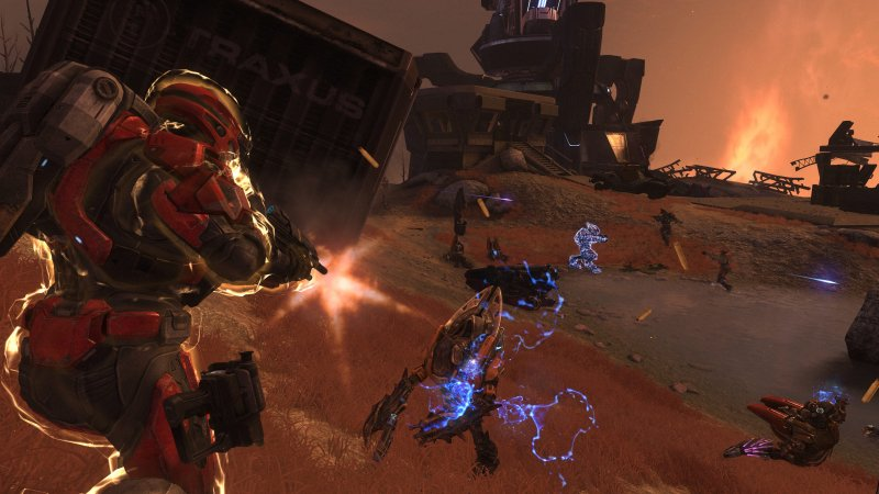Per Microsoft Reach è Halo 4