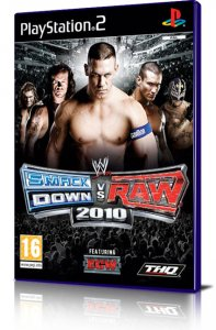WWE SmackDown! vs RAW 2010 per PlayStation 2