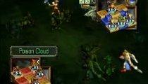 Ogre Battle 64 - Gameplay