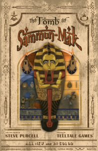 Sam & Max: The Devil's Playhouse - Episode 2: The Tomb of Sammun-Mak per PC Windows