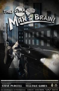 Sam & Max: The Devil's Playhouse - Episode 3: They Stole Max's Brain!  per PC Windows
