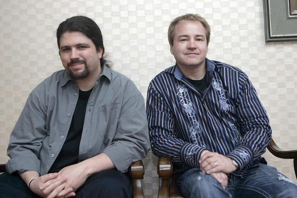 West e Zampella al QuakeCon