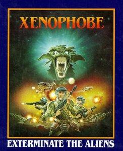 Xenophobe per Commodore 64