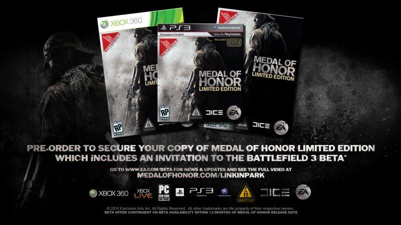 La beta di Battlefield 3 con Medal of Honor