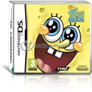 SpongeBob: Truth or Square per Nintendo DS