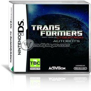 Transformers: La Battaglia per Cybertron per Nintendo DS