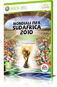 Mondiali FIFA Sudafrica 2010 per Xbox 360