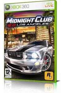 Midnight Club: Los Angeles per Xbox 360