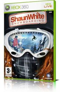 Shaun White Snowboarding per Xbox 360