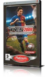 Pro Evolution Soccer 2009 per PlayStation Portable