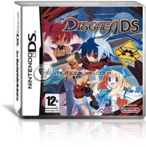 Disgaea DS per Nintendo DS