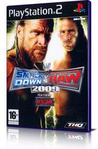 WWE Smackdown! vs Raw 2009 per PlayStation 2