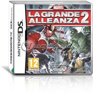 Marvel: La Grande Alleanza 2 per Nintendo DS
